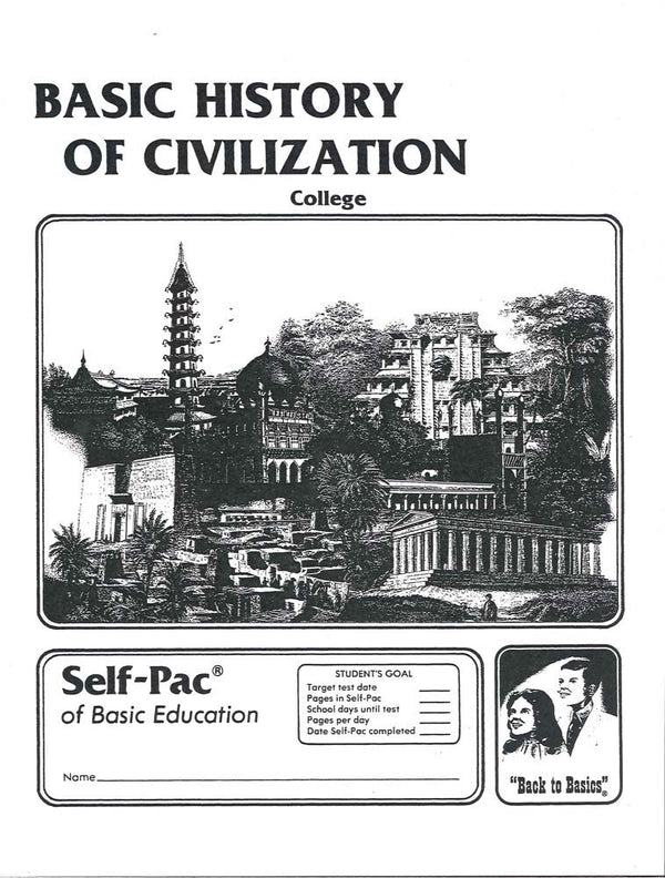 Cover Image for History of Civilization 20