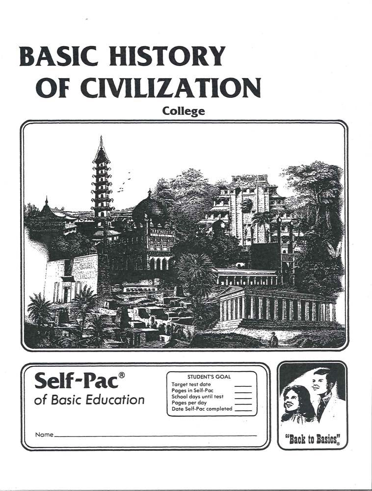 Cover Image for History of Civilization 6