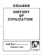 Cover Image for History of Civilization KEY 11-15