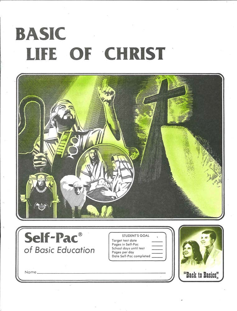 Cover Image for Life of Christ 134