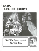 Cover Image for Life of Christ Keys 133-138