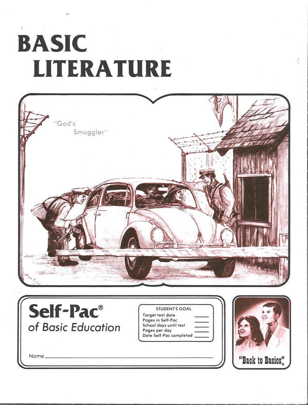 Cover Image for Basic Literature 8