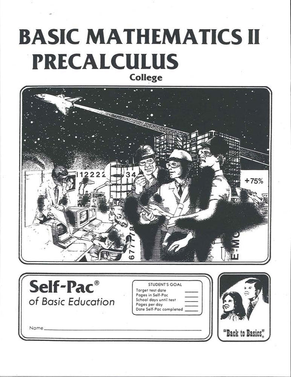 Cover Image for College Maths 20 - PreCalculus