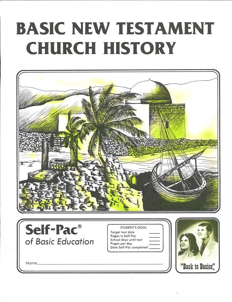 Cover Image for New Testament Church History 124