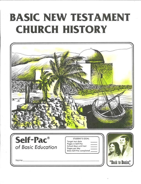 Cover Image for New Testament Church History 121
