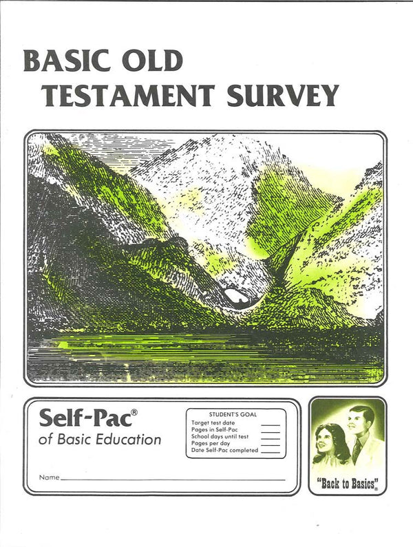 Cover Image for Old Testament Survey 1