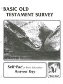 Cover Image for Old Testament Survey Keys 112-114