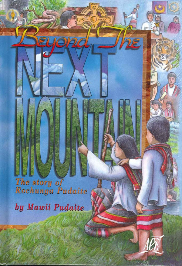 Cover Image for Beyond The Next Mountain