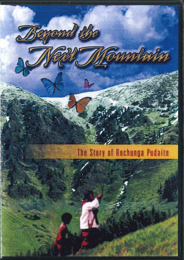 Cover Image for Beyond The Next Mountain DVD