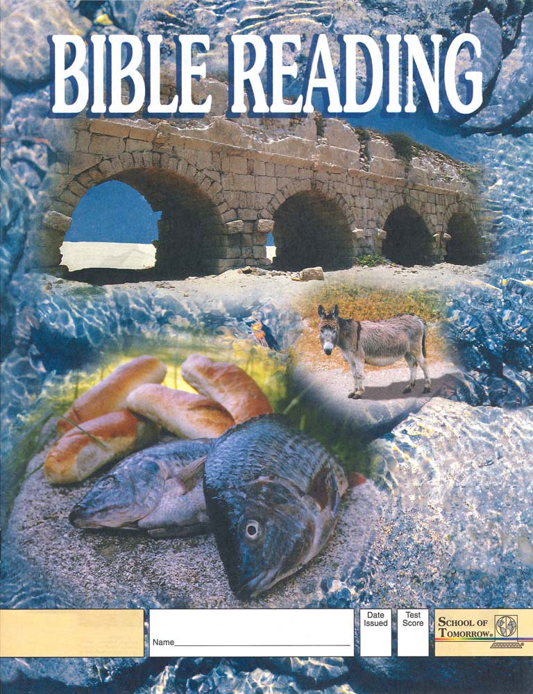 Cover Image for Bible Reading 28