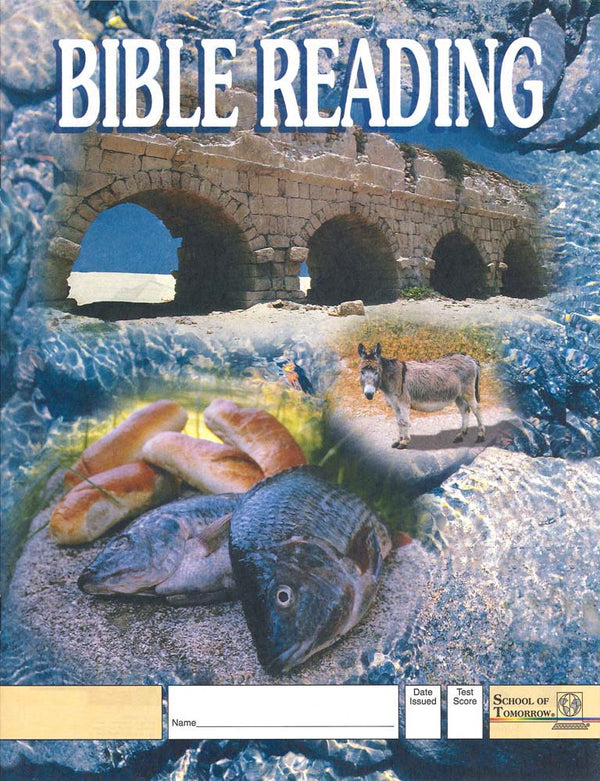 Cover Image for Bible Reading 34