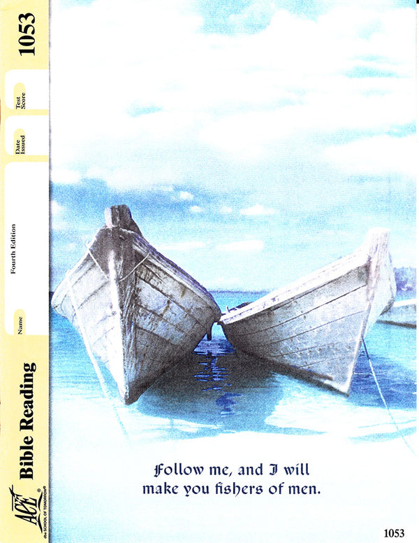Cover Image for Bible Reading 53