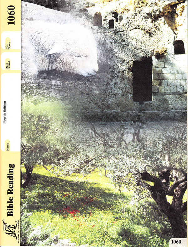 Cover Image for Bible Reading 60