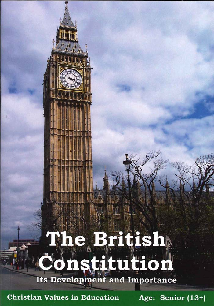 Cover Image for British Constitution Book