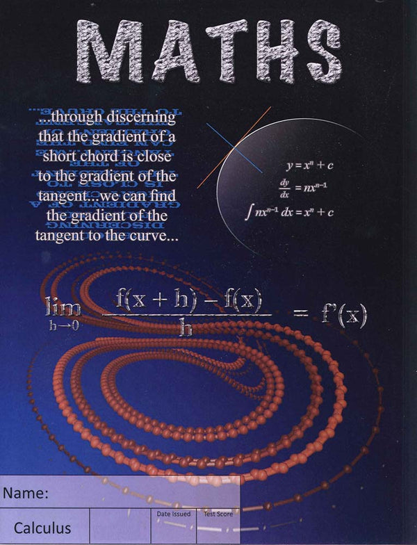 Cover Image for Maths 1139 (FORMERLY 1145) PACE - Differential Calculus