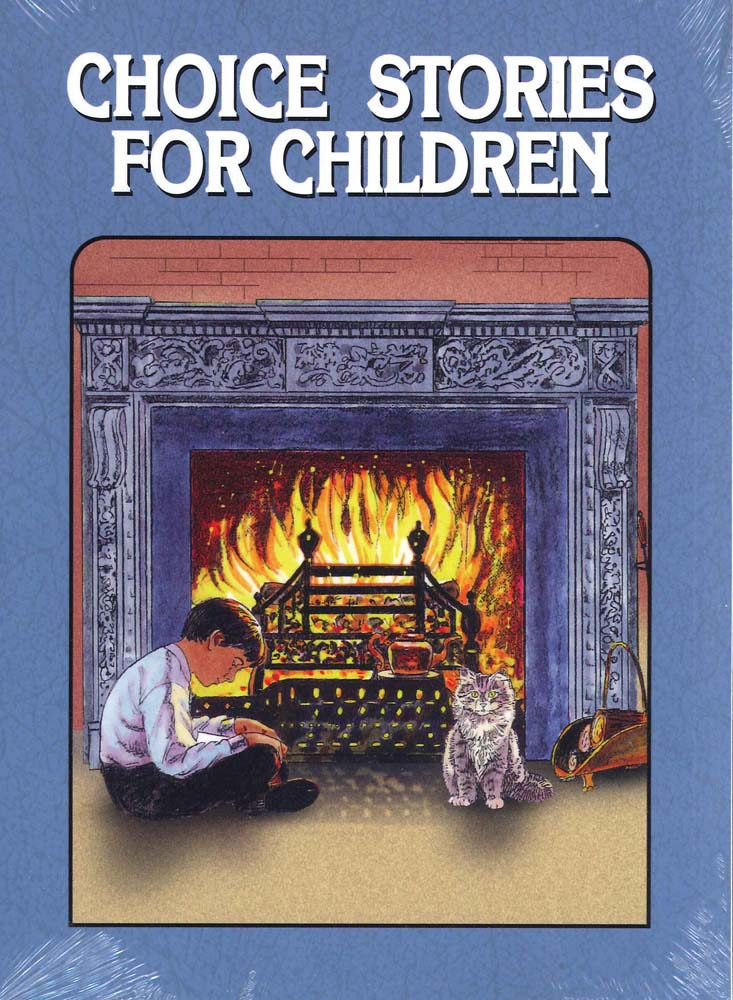 Cover Image for Choice Stories For Children