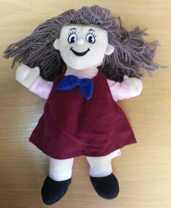 Cover Image for CHRISTI HAND PUPPET