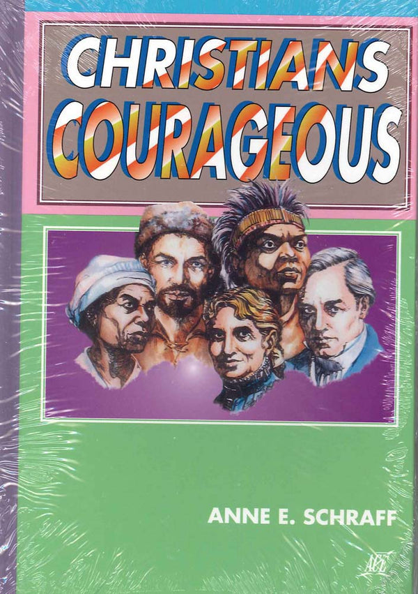 Cover Image for Christians Courageous