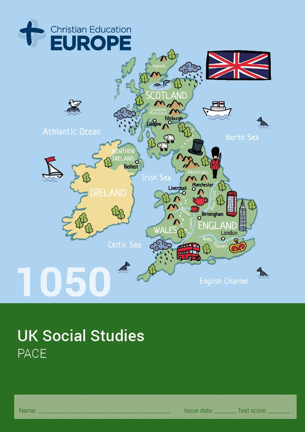 Cover Image for UK Social Studies 50 - Rev 3