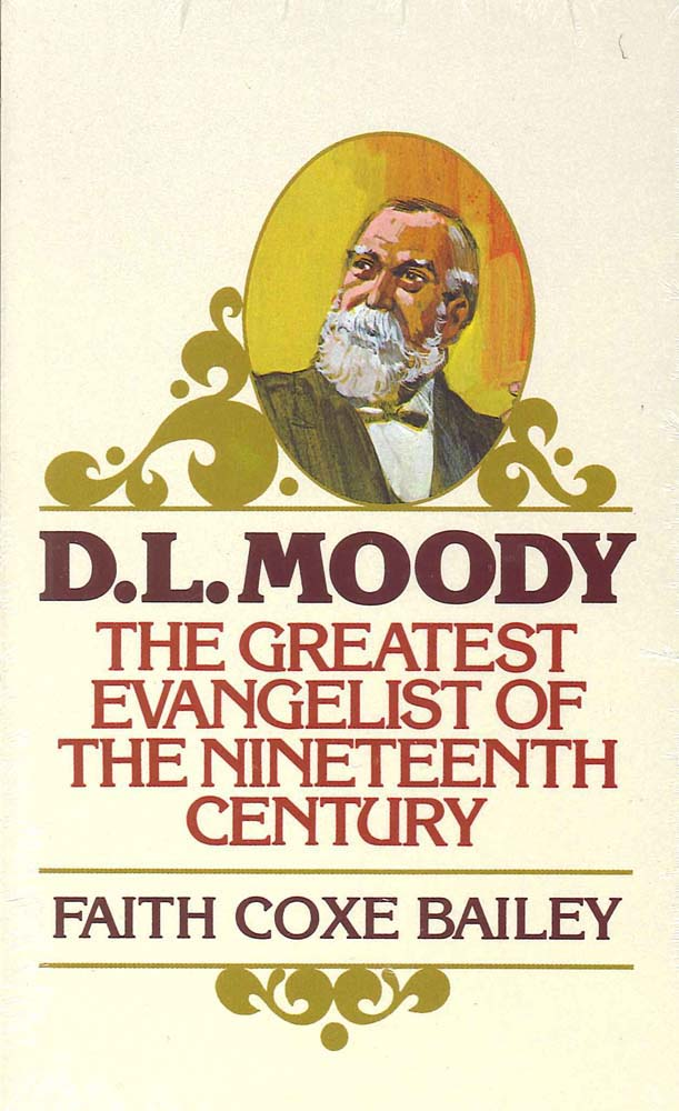 Cover Image for D. L. Moody