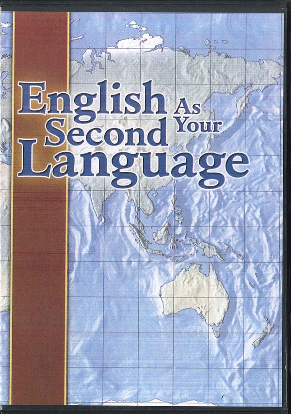 Cover Image for English as a Second Language 02 DVD