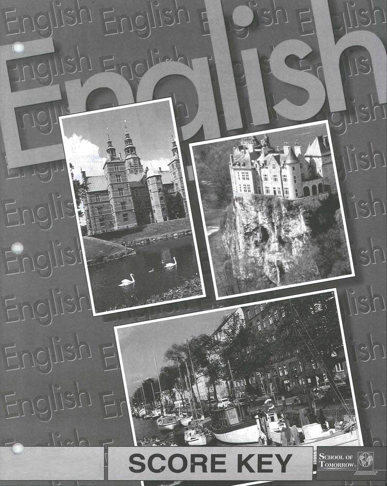 Cover Image for English Keys 121-123