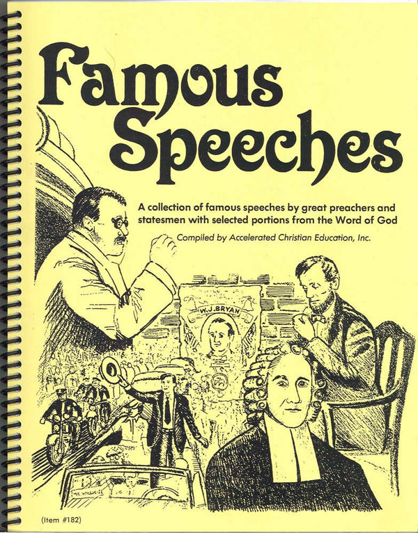 Cover Image for Famous Speeches