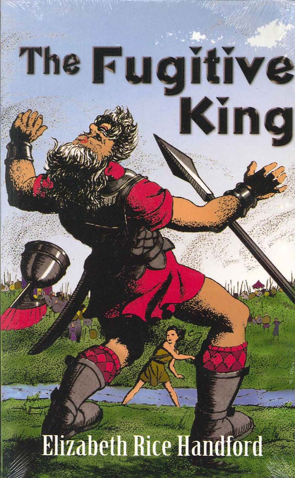 Cover Image for The Fugitive King