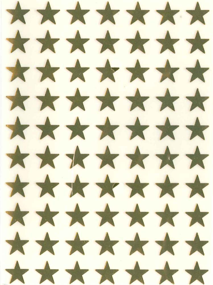 Cover Image for GOLD STARS (280)