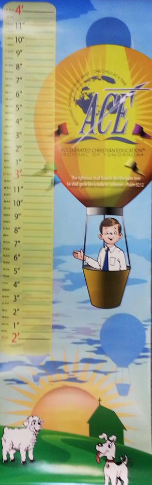 Cover Image for Preschool Growth Chart
