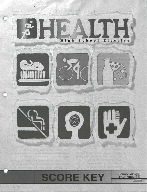 Cover Image for Health Keys 4-6