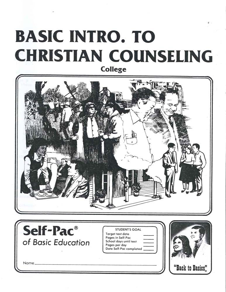 Cover Image for Introduction to Christian Counselling 3