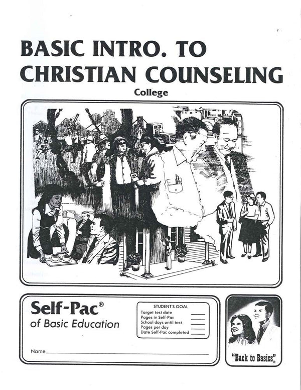 Cover Image for Introduction to Christian Counselling 1