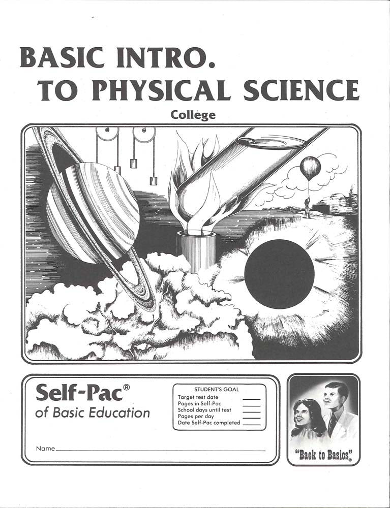 Cover Image for Introduction to Physical Science 8