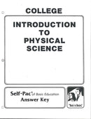 Cover Image for Physical Science KEY 6-10