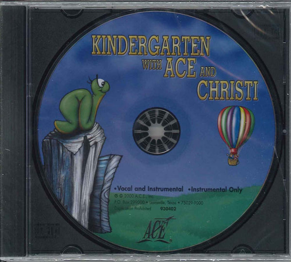 Cover Image for Preschool Songs on CD