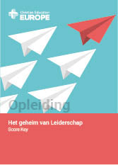 Cover Image for Leiderschap Score Key
