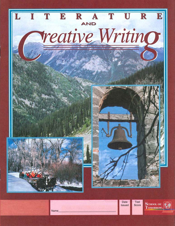 Cover Image for Literature and Creative Writing 18