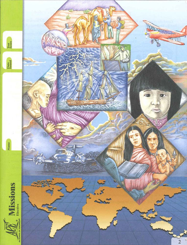 Cover Image for Introduction to Missions 2