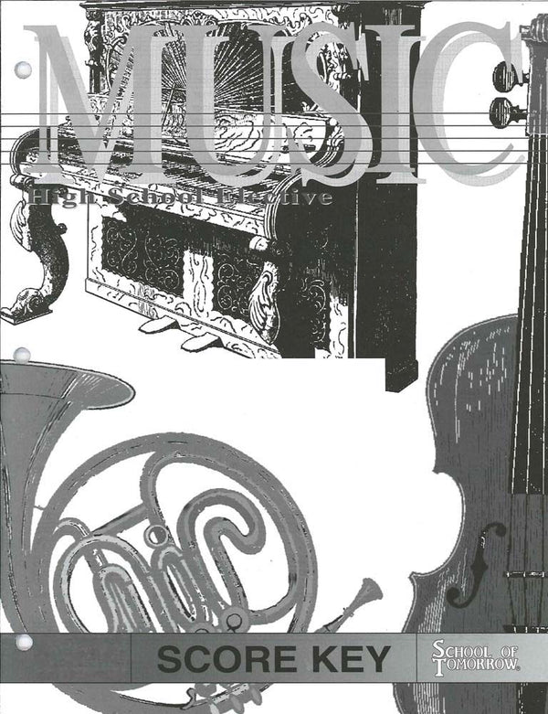 Cover Image for Music Keys 1-3
