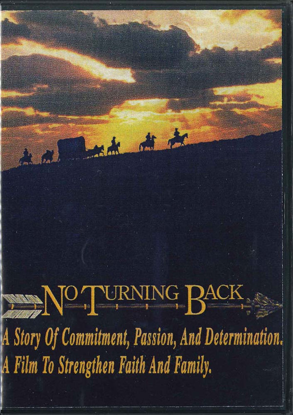 Cover Image for DVD No Turning Back