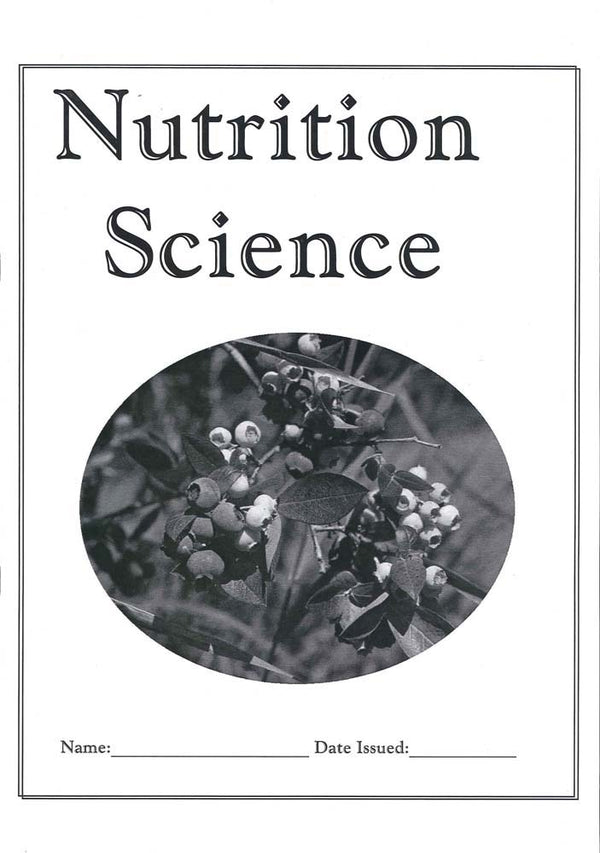 Cover Image for Nutrition Science 1