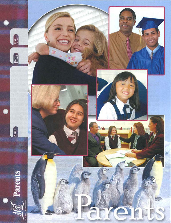 Cover Image for PARENTS PACE