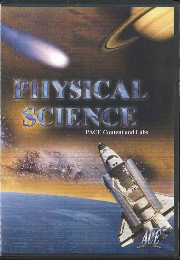 Cover Image for Physical Science DVD 109