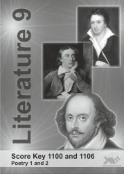 Cover Image for Poetry 1 and 2 Key