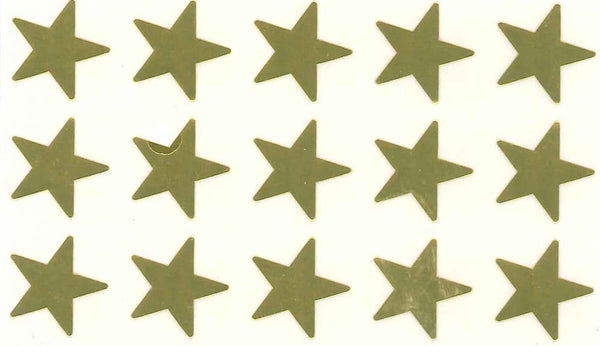 Cover Image for Preschool Gold Stars