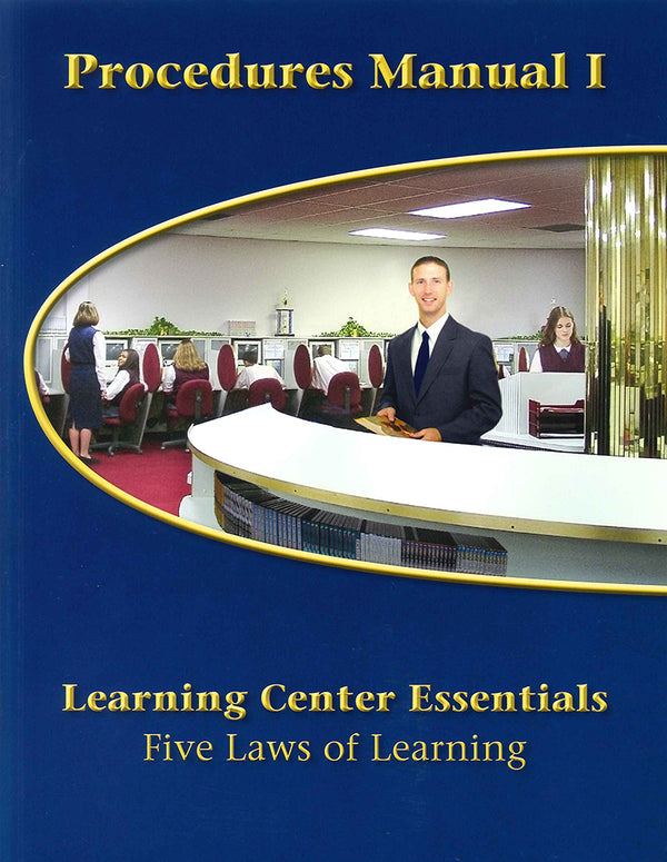 Cover Image for Procedures Manual 1 - Learning Centre Essentials