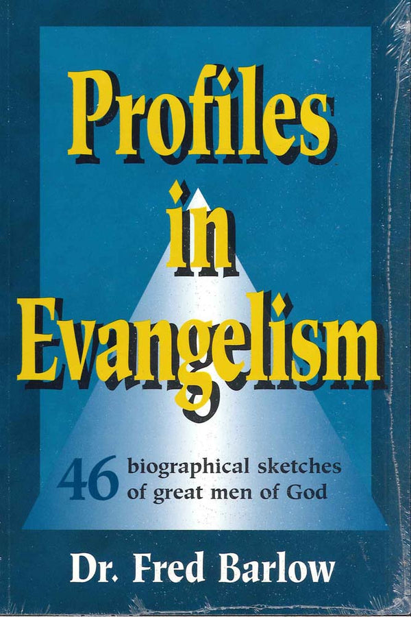 Cover Image for Profiles in Evangelism