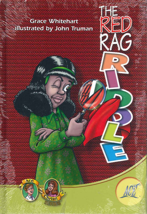 Cover Image for The Red Rag Riddle