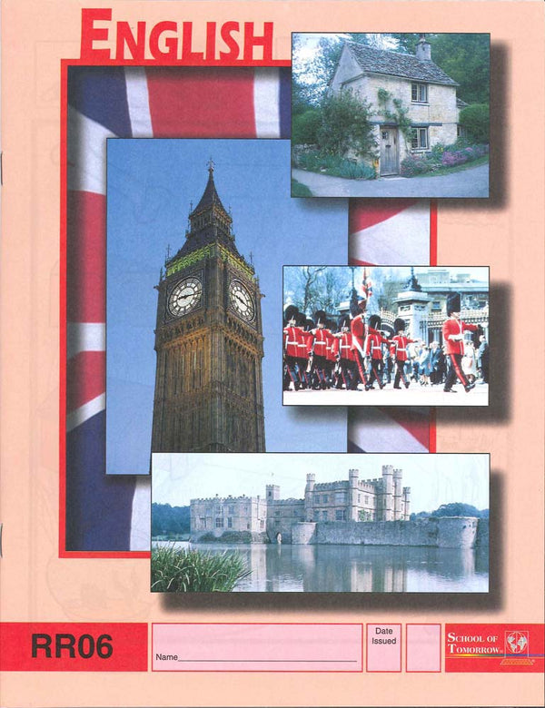 Cover Image for RR English 11